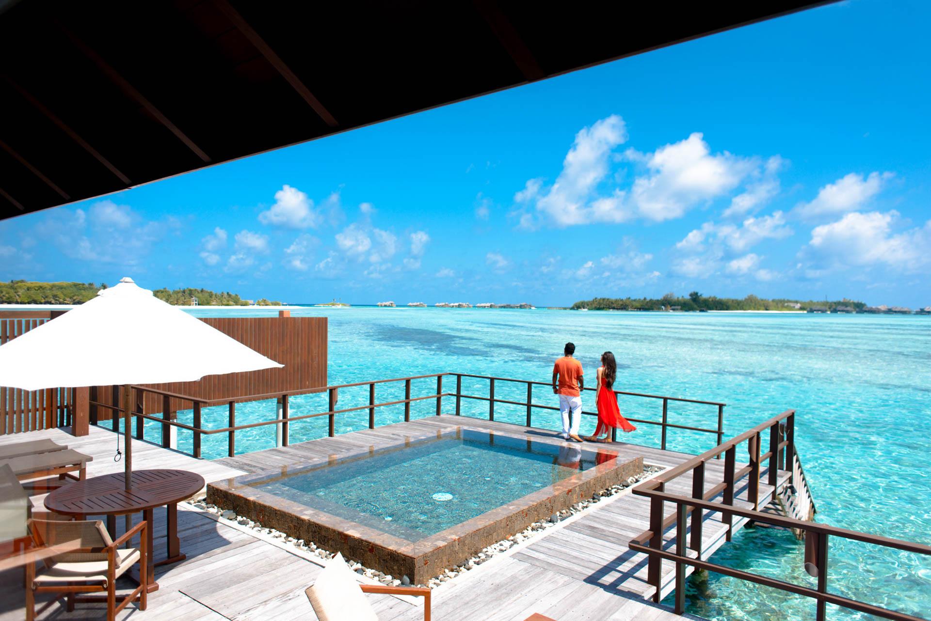 Abhijit Meghna Romantic Vacation in Maldives 12