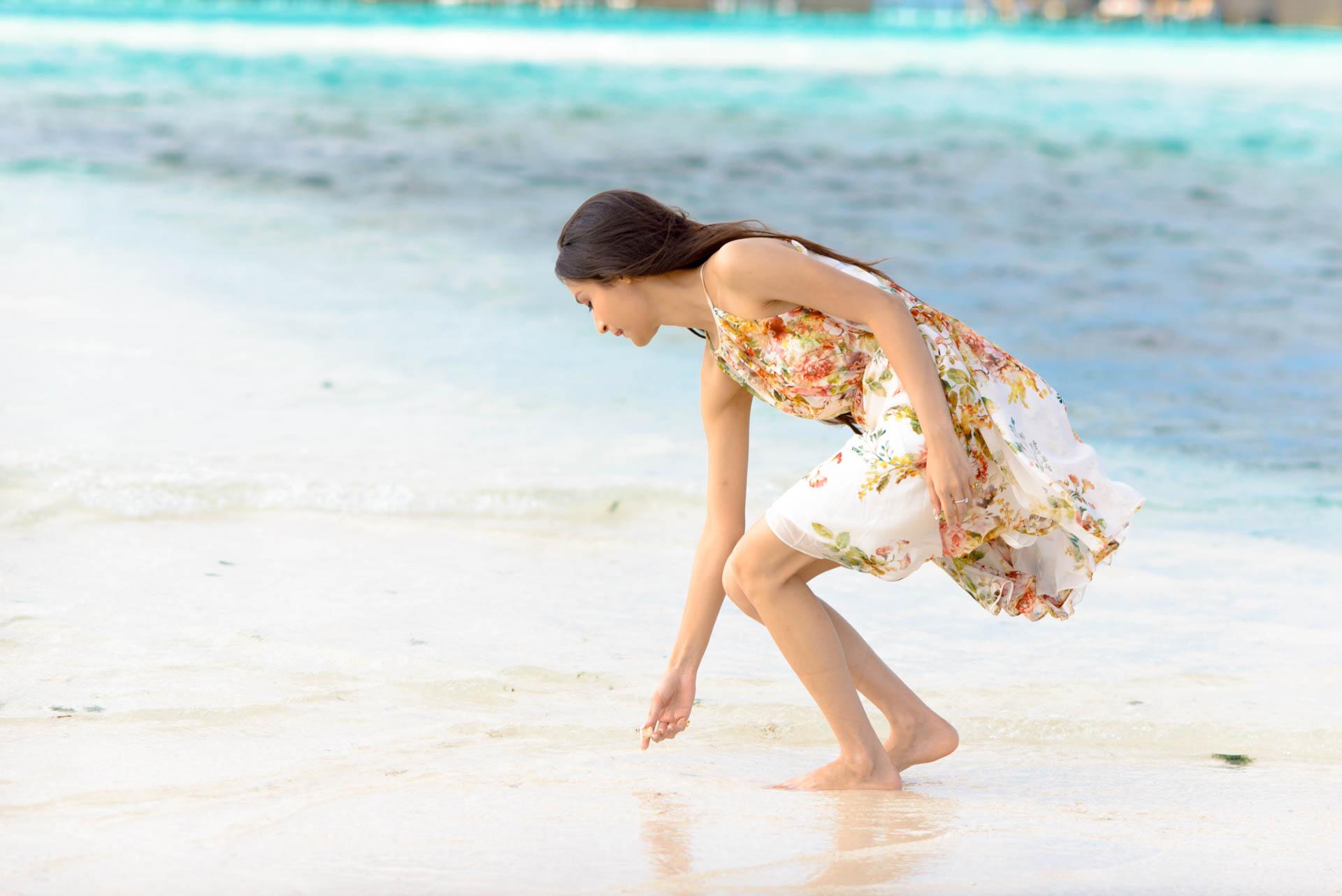 Abhijit Meghna Romantic Vacation in Maldives 20