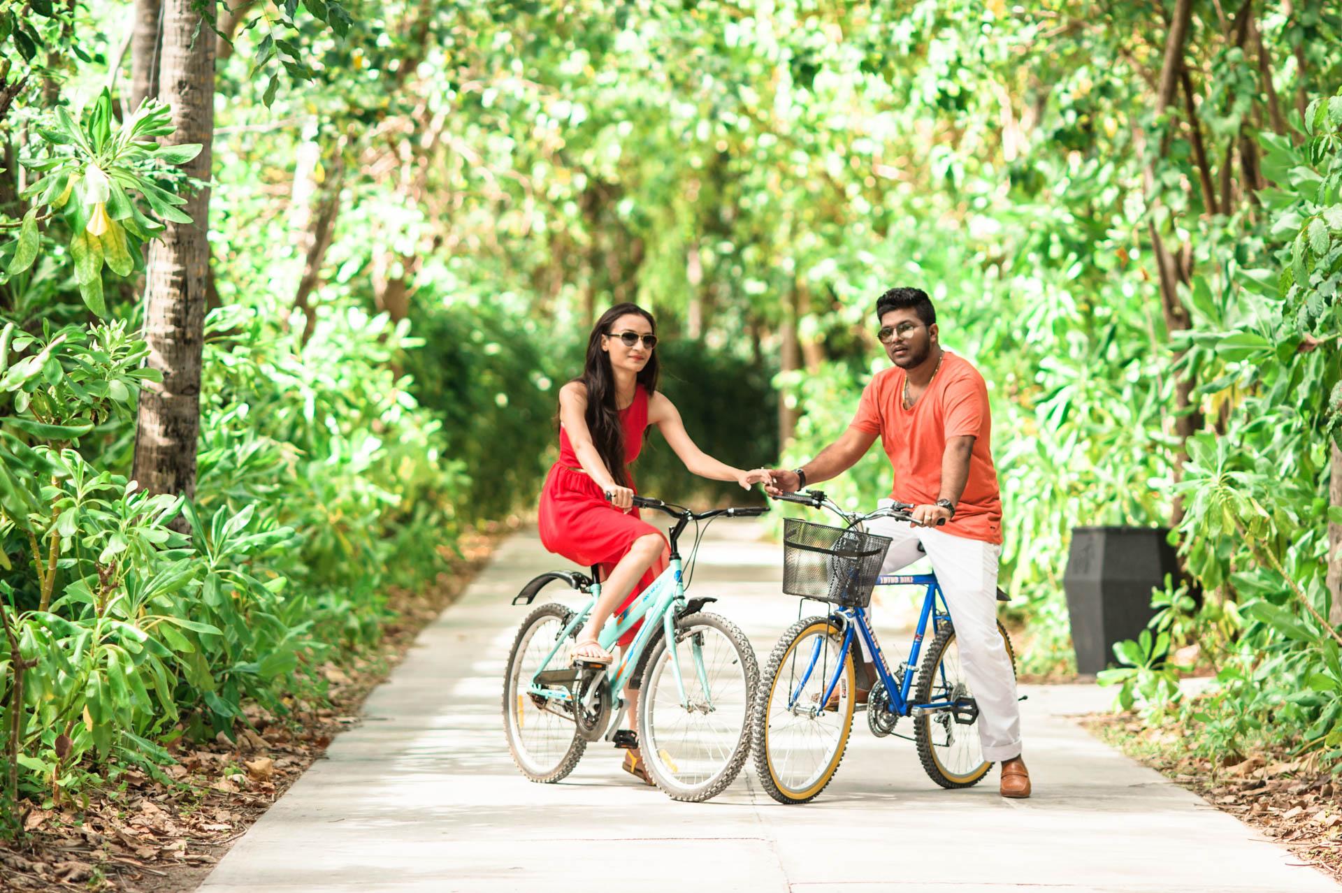 Abhijit Meghna Romantic Vacation in Maldives 26