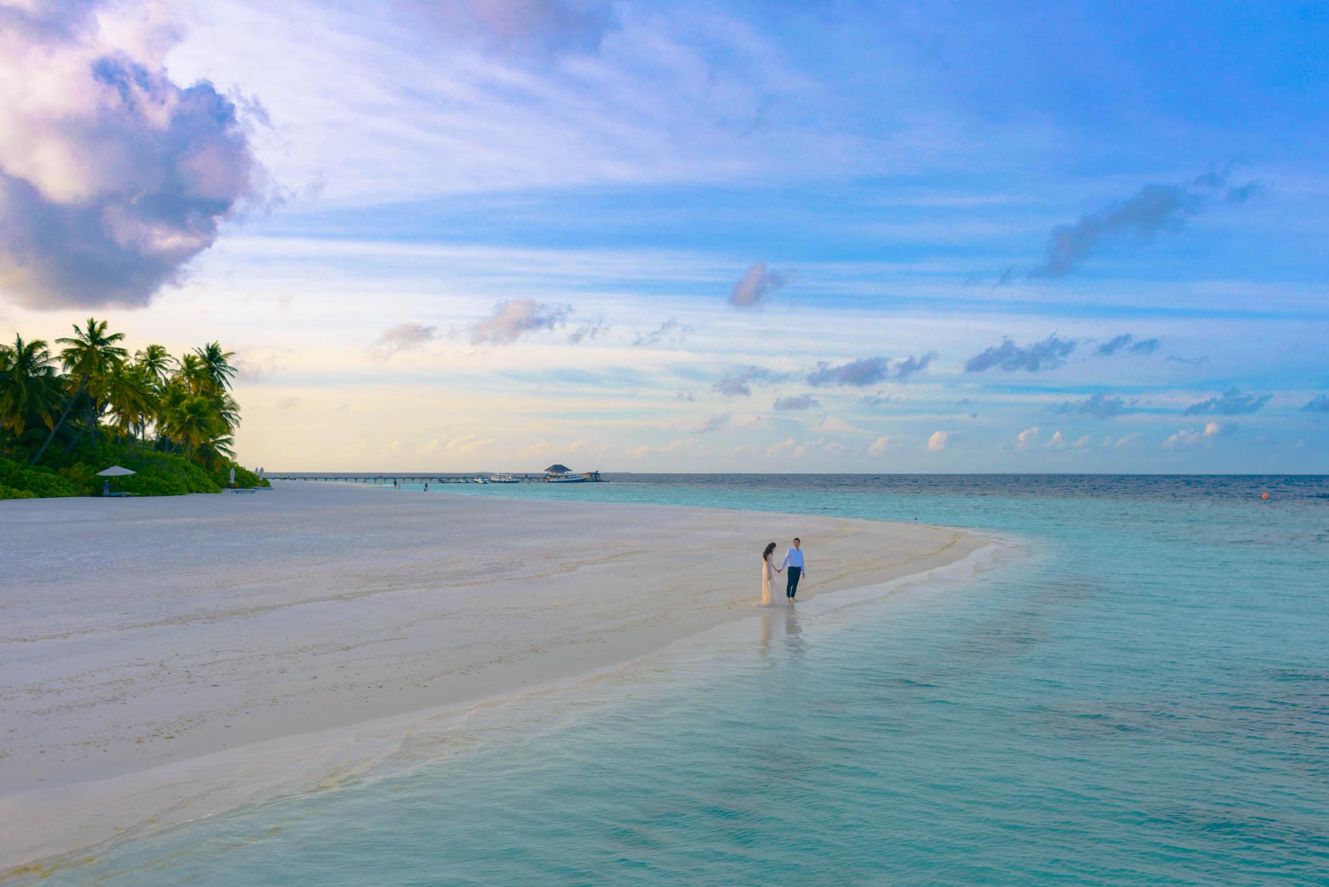 Andy Binbin Honeymoon at Anantara Kihavah 33