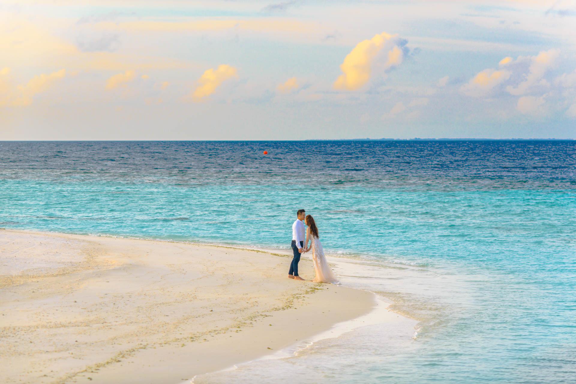 Andy Binbin Honeymoon at Anantara Kihavah 35