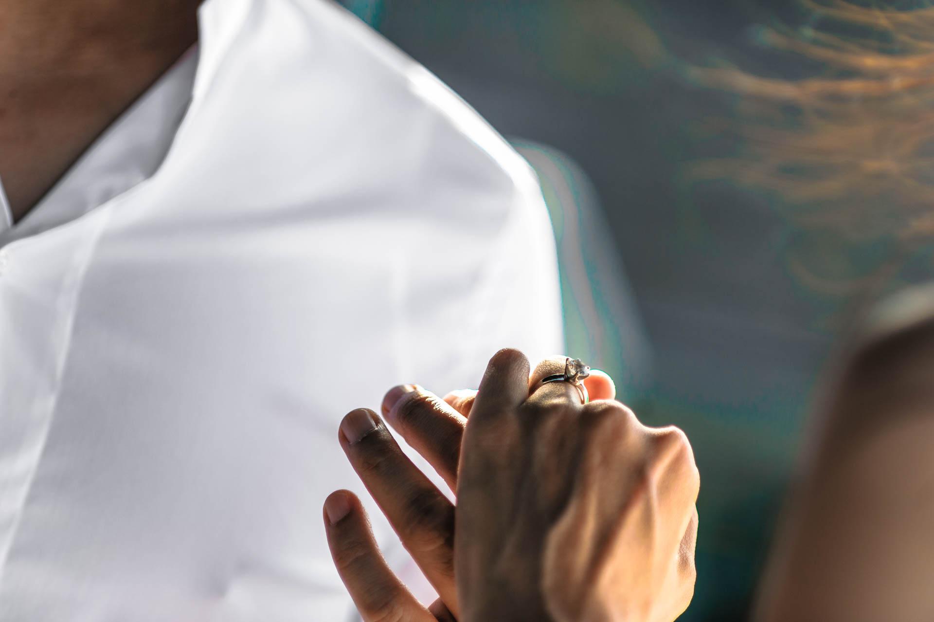 Andy Binbin Honeymoon at Anantara Kihavah 6