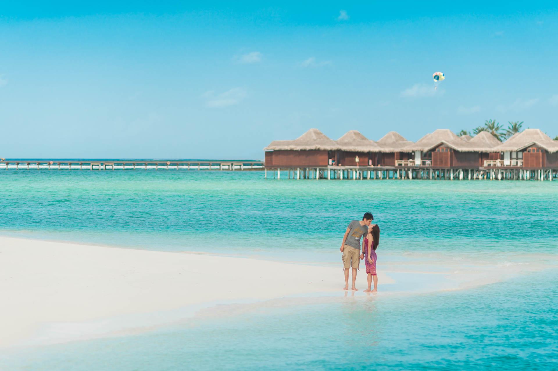 Charmy and Samson Honeymoon Photoshoot at Anantara Dhigu Veli and Naladhu Resort in Maldives by Asads Photography 16
