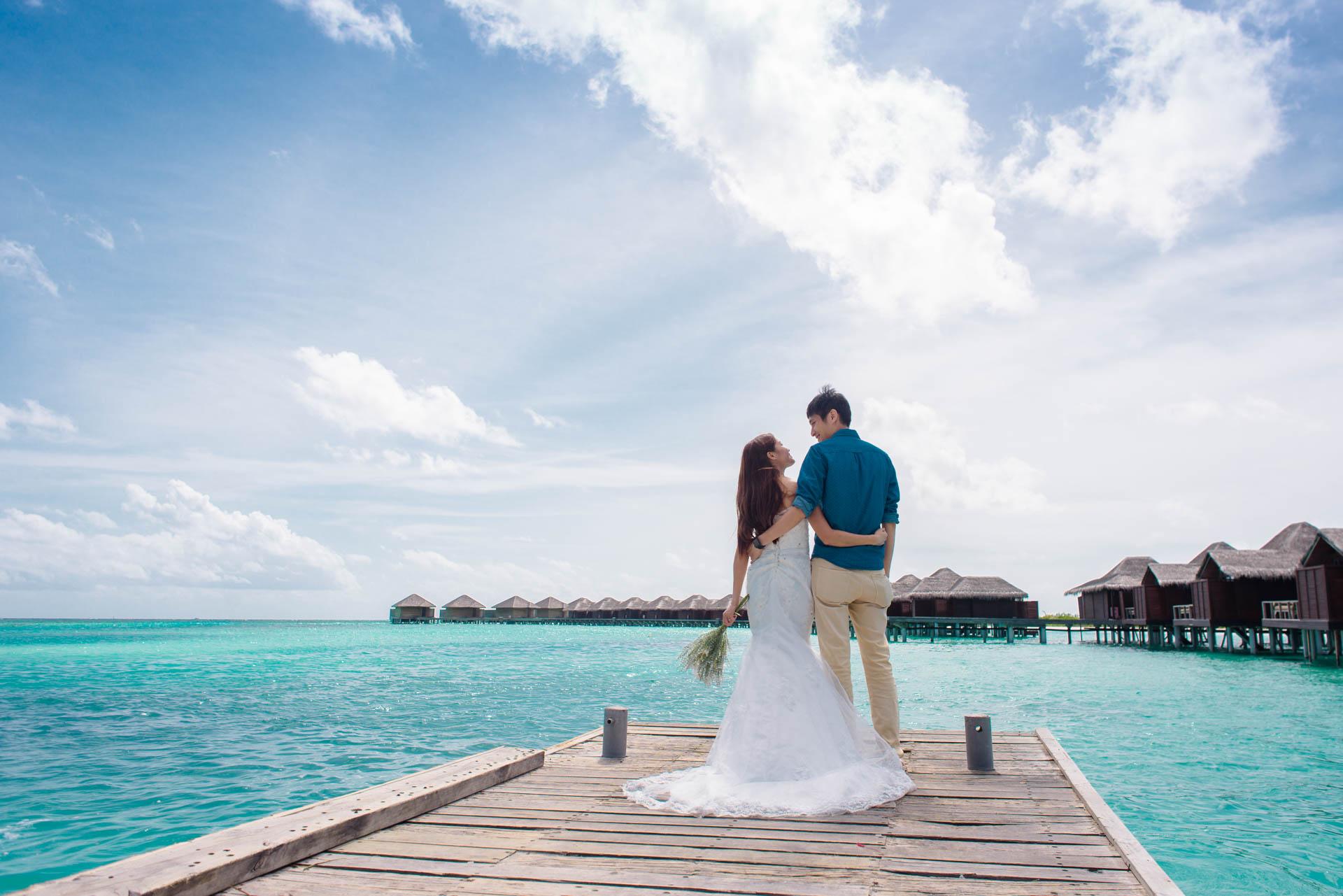 Charmy and Samson Honeymoon Photoshoot at Anantara Dhigu Veli and Naladhu Resort in Maldives by Asads Photography 2
