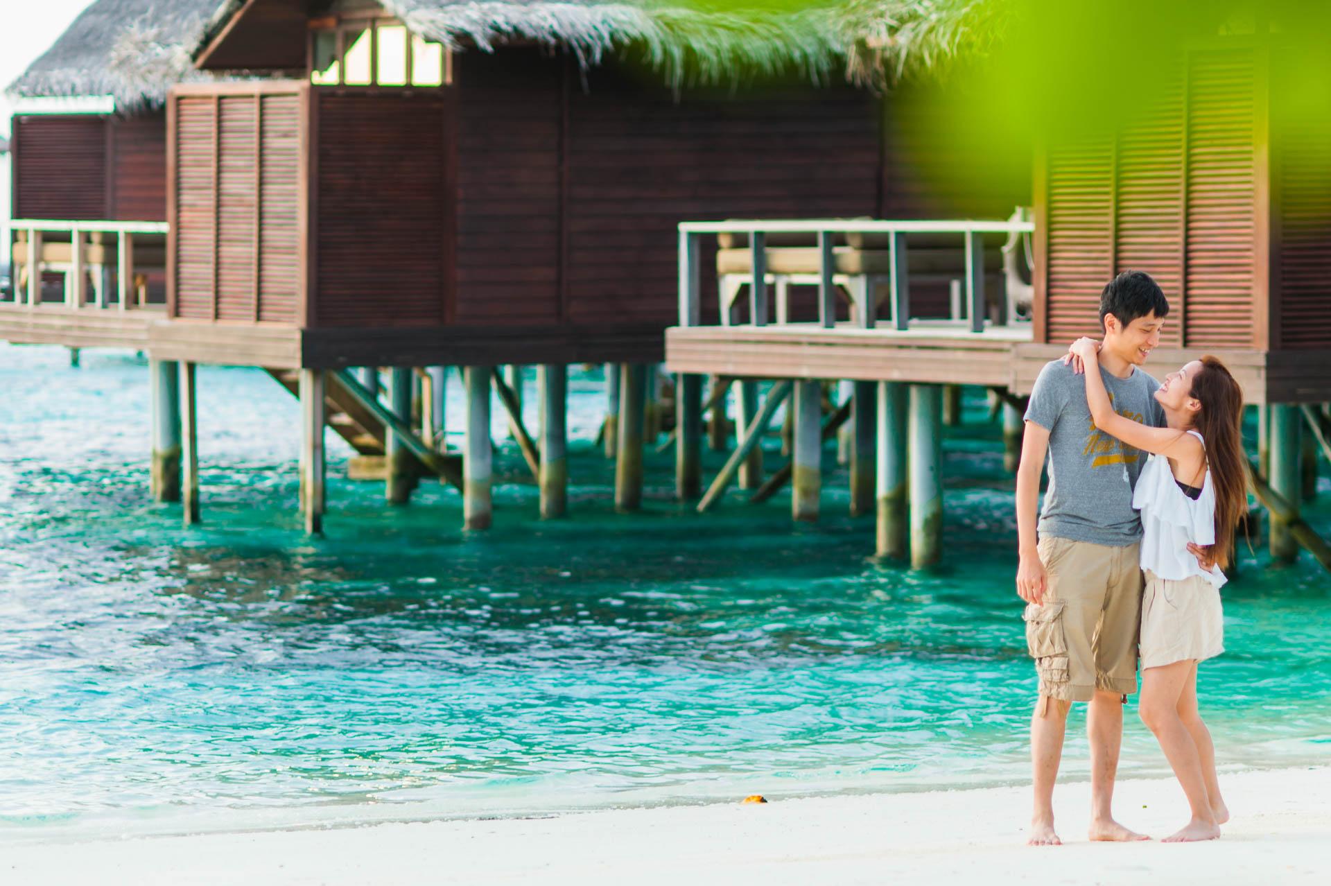 Charmy and Samson Honeymoon Photoshoot at Anantara Dhigu Veli and Naladhu Resort in Maldives by Asads Photography 21