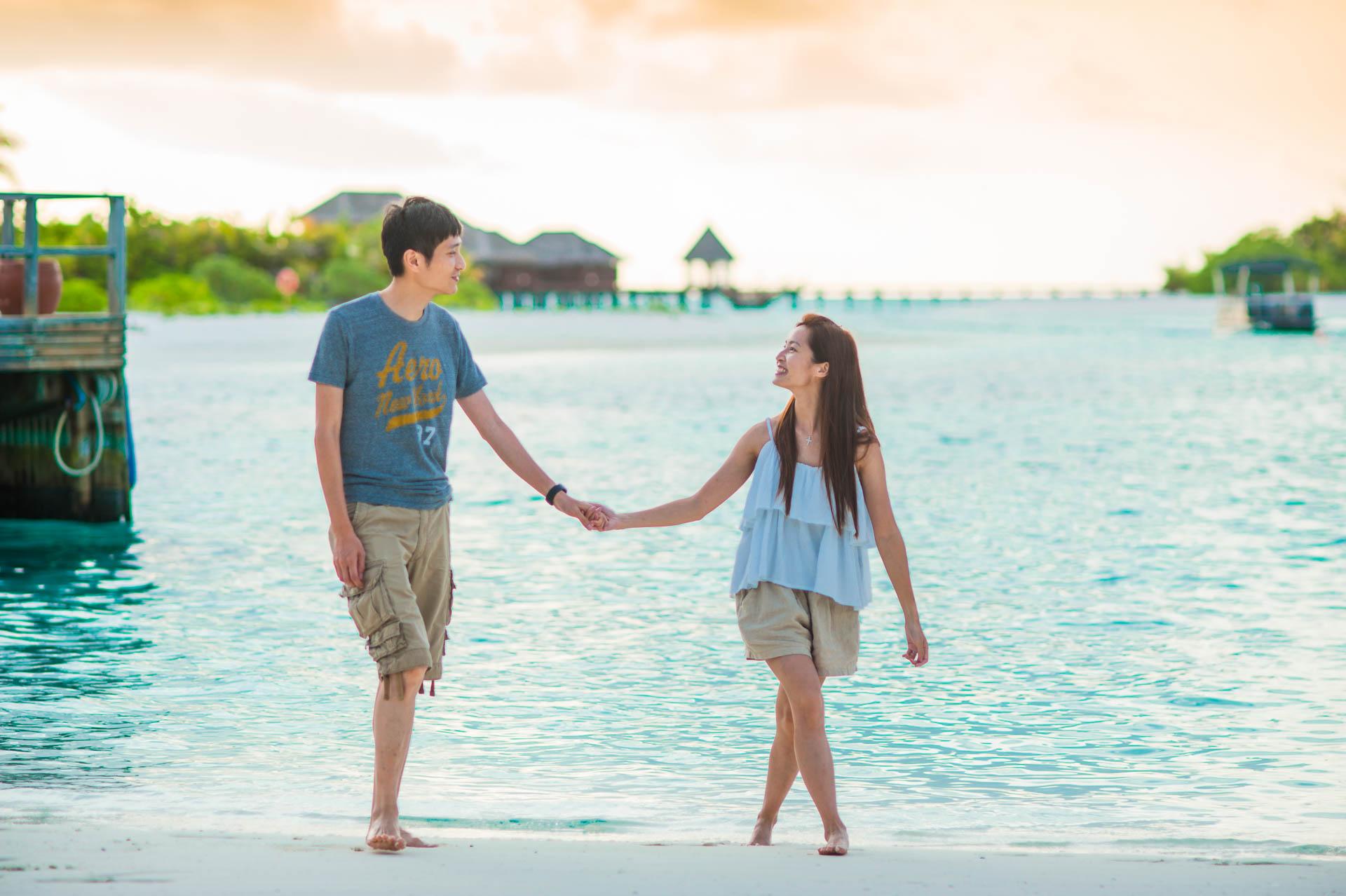 Charmy and Samson Honeymoon Photoshoot at Anantara Dhigu Veli and Naladhu Resort in Maldives by Asads Photography 23