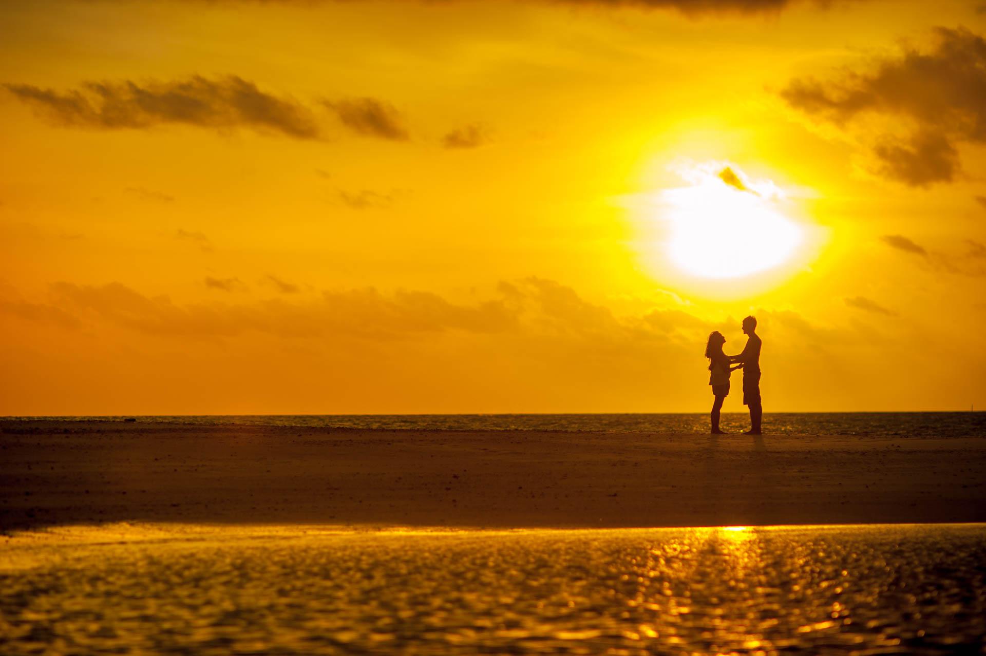 Charmy and Samson Honeymoon Photoshoot at Anantara Dhigu, Veli and Naladhu