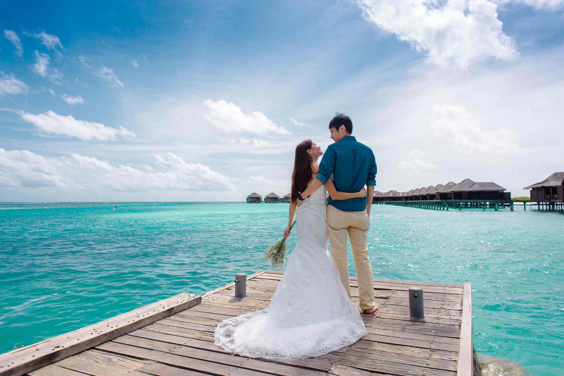 Charmy and Samson Honeymoon Photoshoot at Anantara Dhigu Veli and Naladhu Resort in Maldives by Asads Photography 3