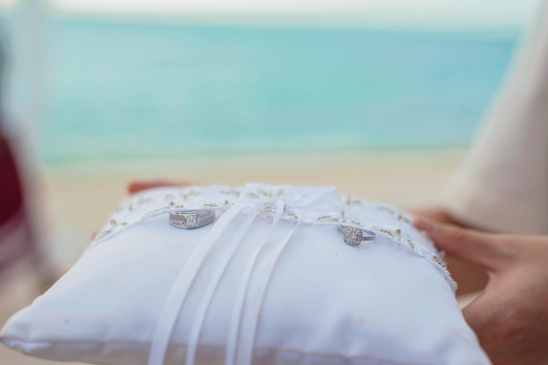 Chih Chao Yu Shan Destination Wedding at Residence Maldives 31