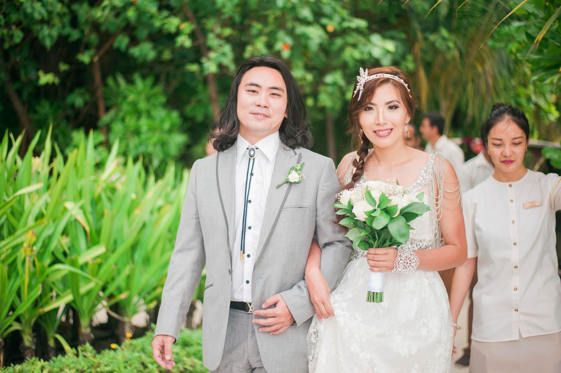 Chih Chao Yu Shan Destination Wedding at Residence Maldives 35