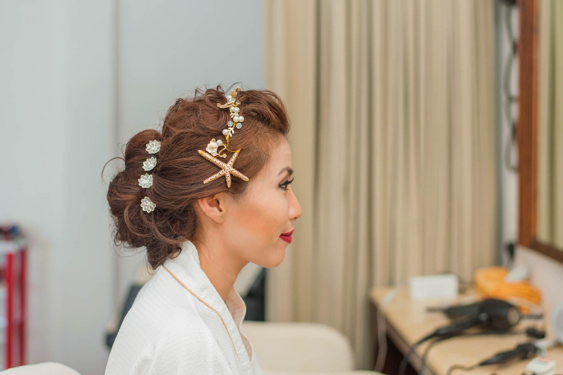 Chih Chao Yu Shan Destination Wedding at Residence Maldives 53