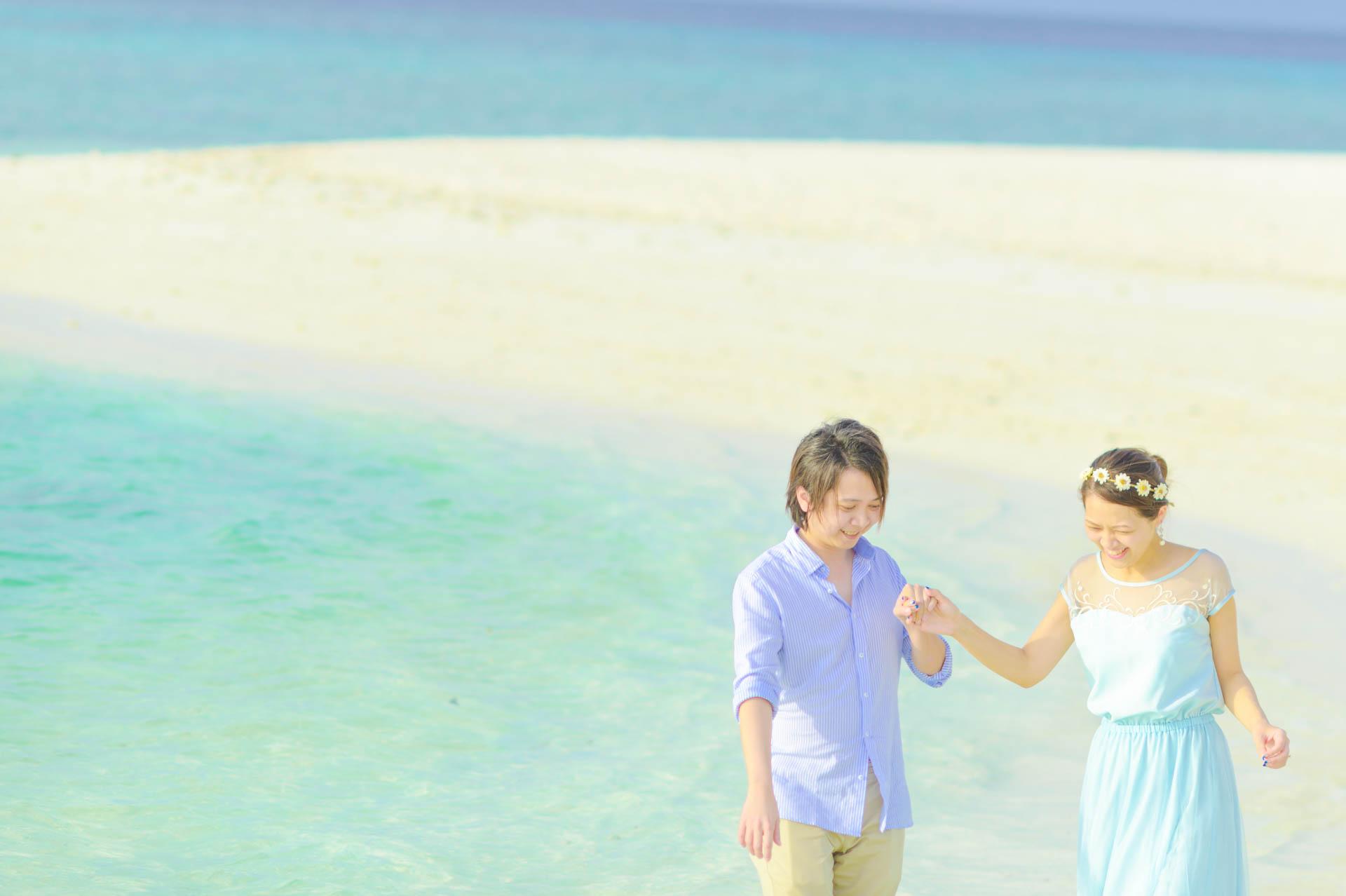 Devin and Natsuko Honeymoon at Makunudhoo Island Maldives 14