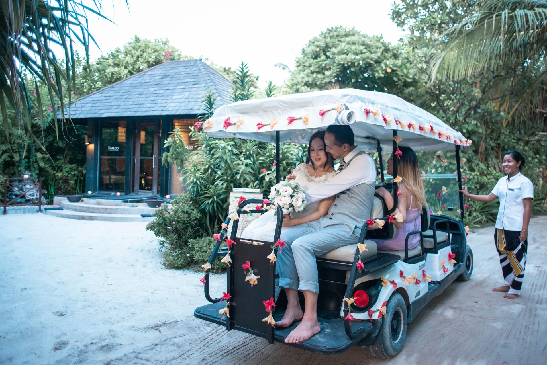 Grace Wu and Geral Meow at Sun Siyam Irufushi Maldives in Noonu Atoll 49