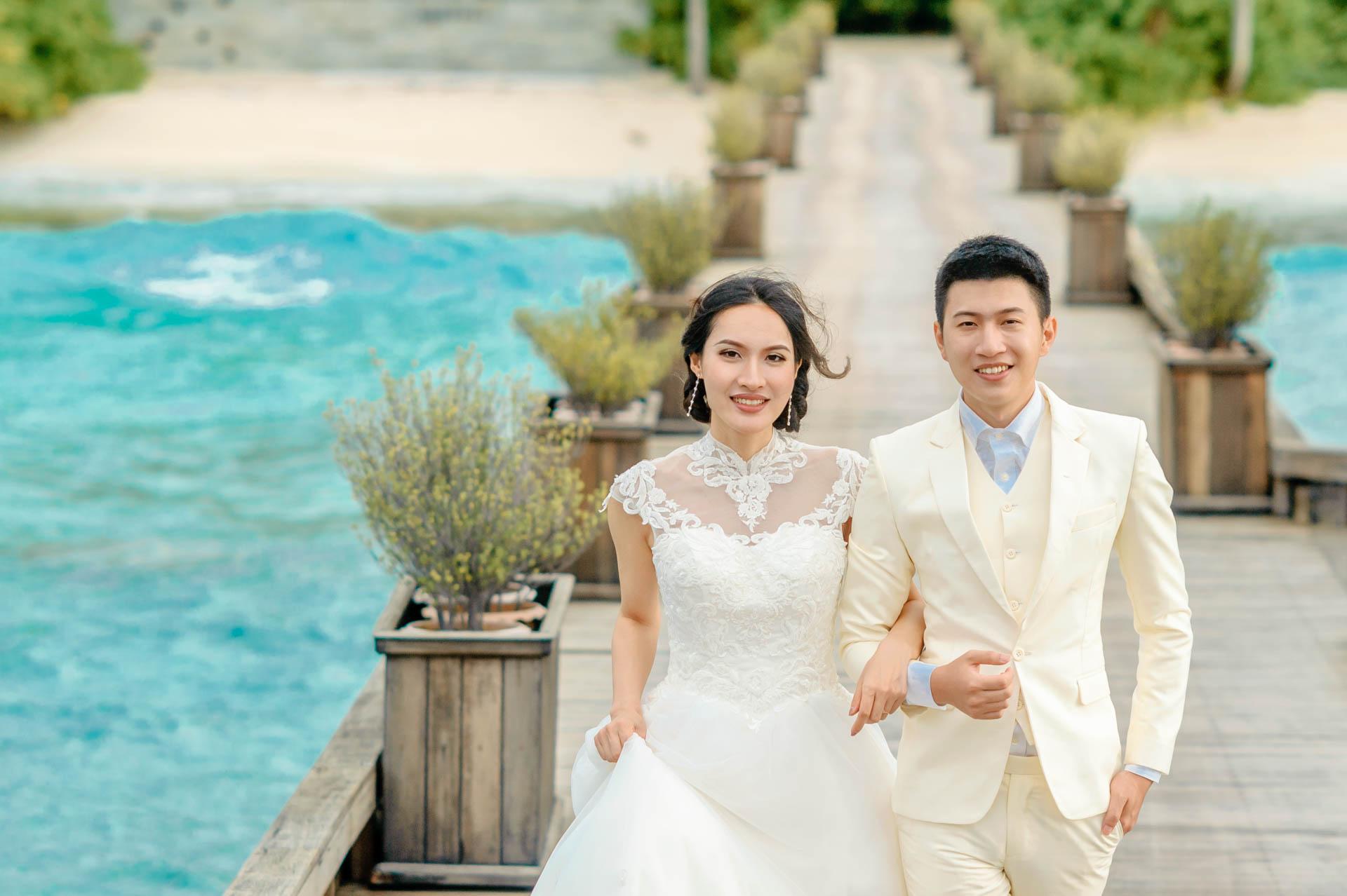 Guanyao Chen Pre Wedding 22