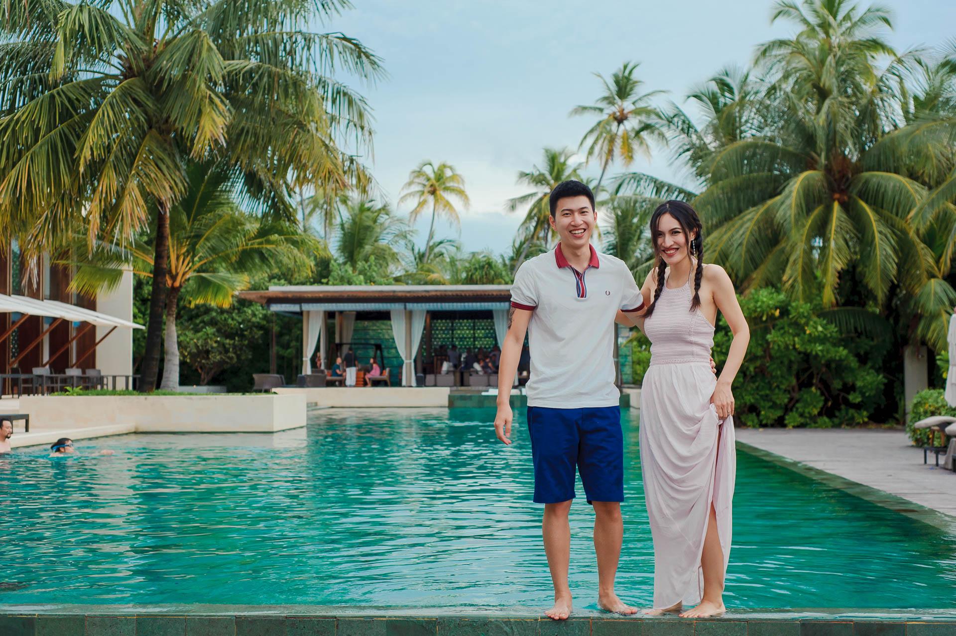 Guanyao Chen Pre Wedding 3