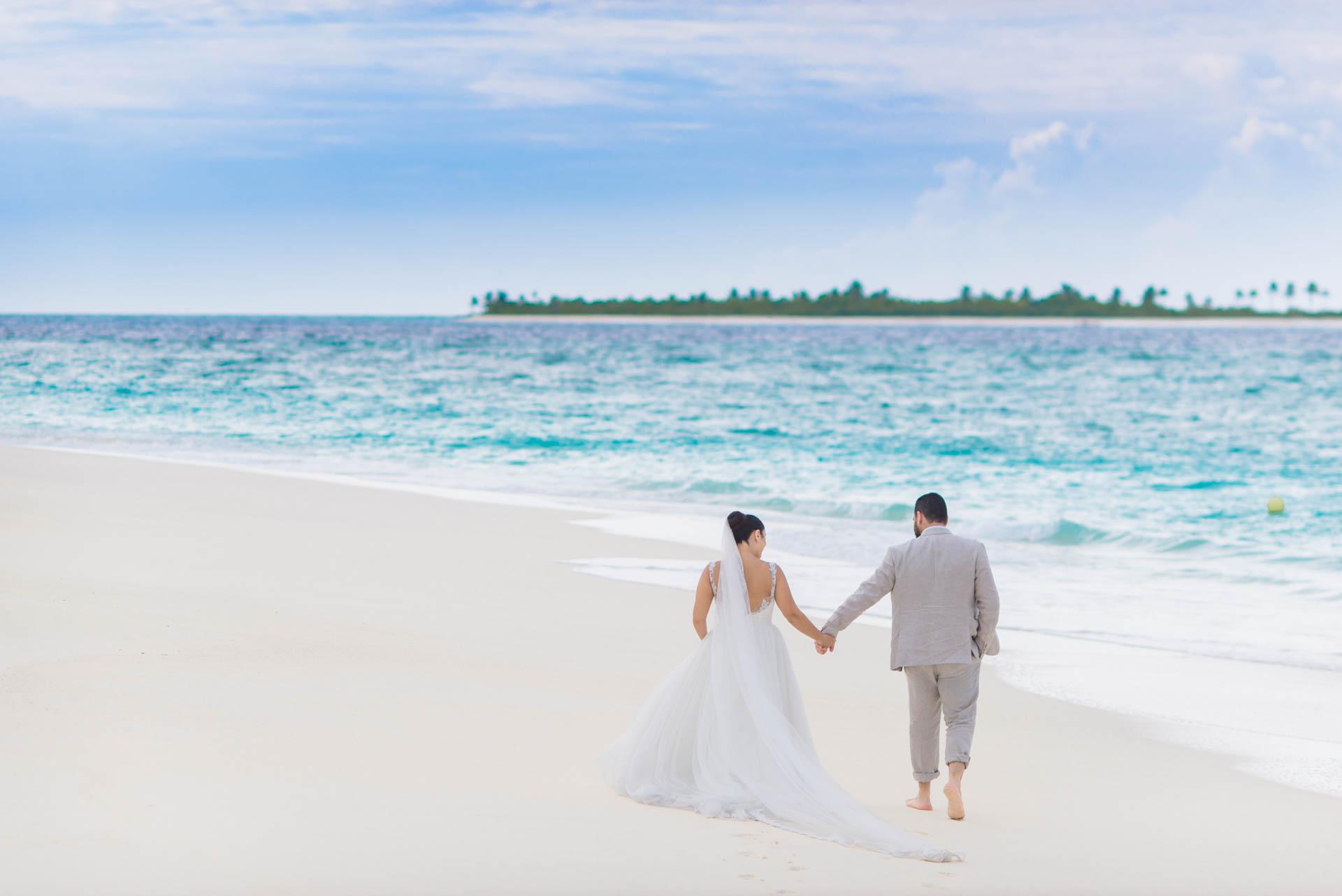 Ibrahim and Tamara at Ja Manafaru The north Most Resort of Maldives 14