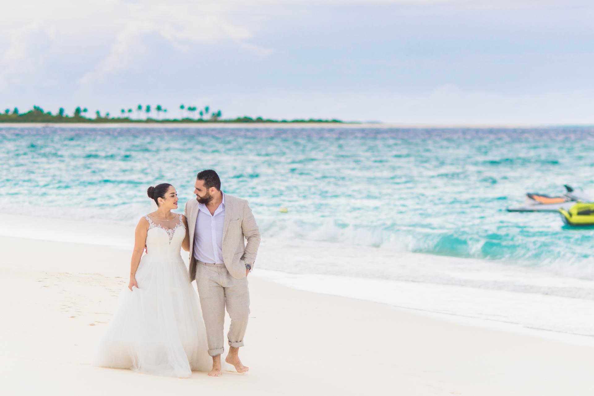 Ibrahim and Tamara at Ja Manafaru The north Most Resort of Maldives 15