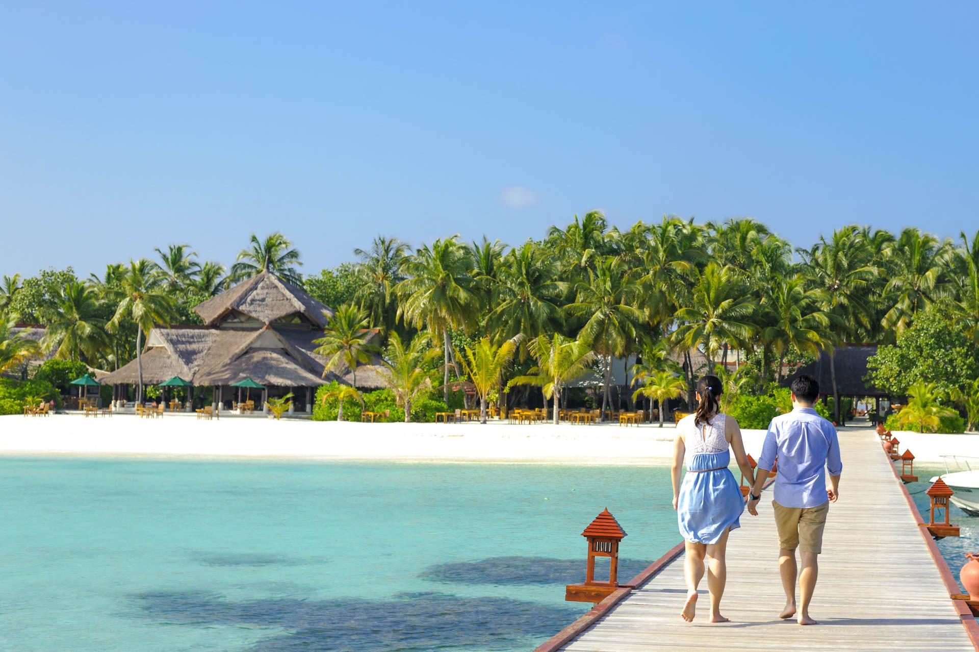 KJ WK at Banyan Tree Vabbinfaru Maldives 13