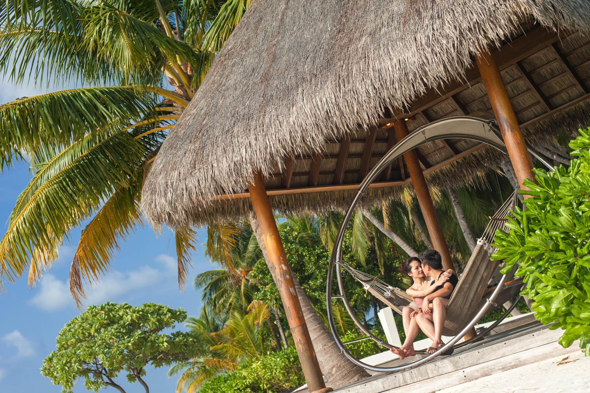 Kit Chen at W Maldives by Asad 7