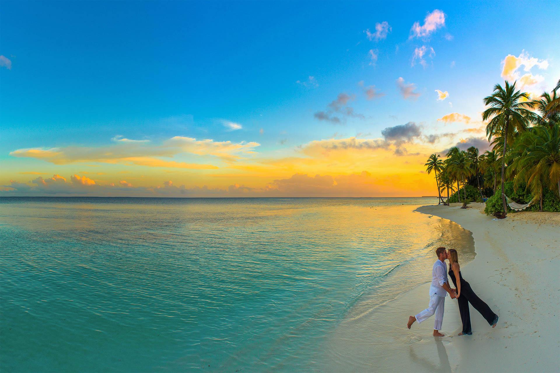 Kristina Andreas Anniversary at Mirihi Island Resort 1