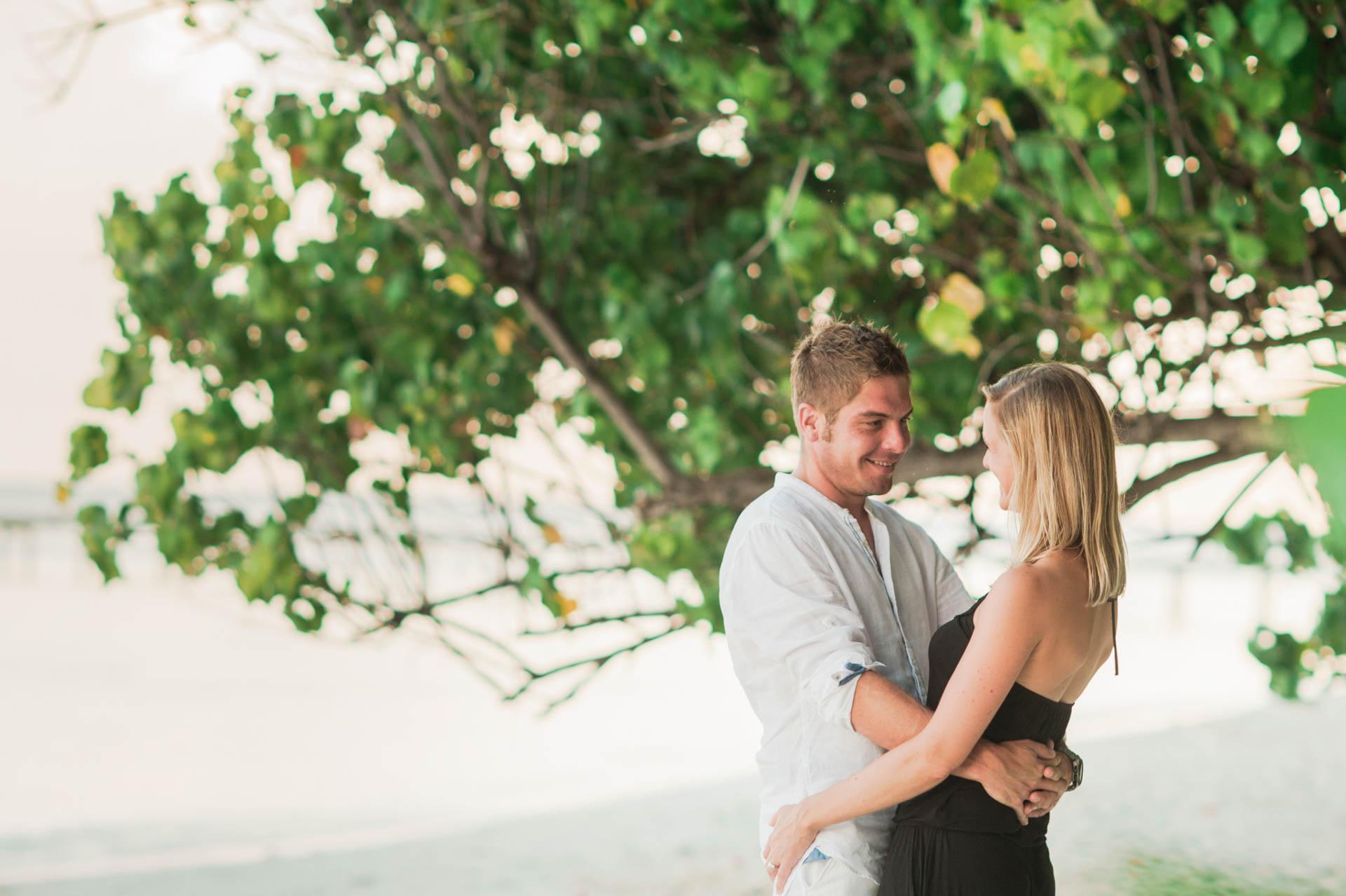 Kristina Andreas Anniversary at Mirihi Island Resort 14