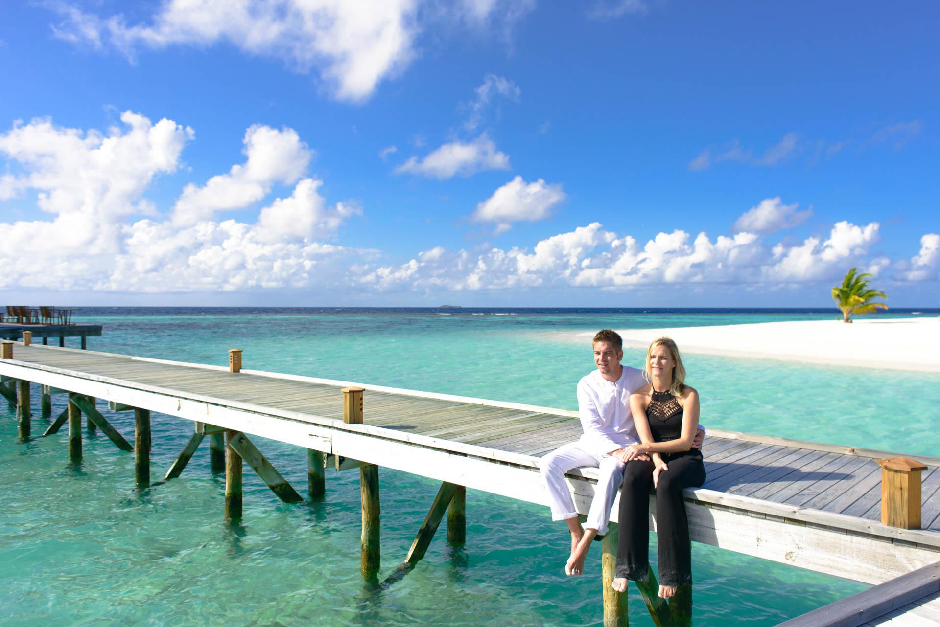 Kristina Andreas Anniversary at Mirihi Island Resort 9