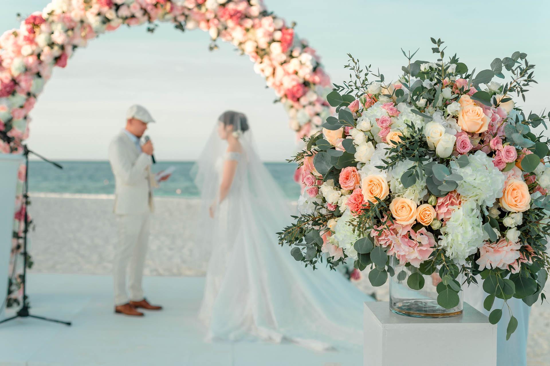 Nuah Angel Maldives Wedding at Reethi Faru Resort by Asad 308