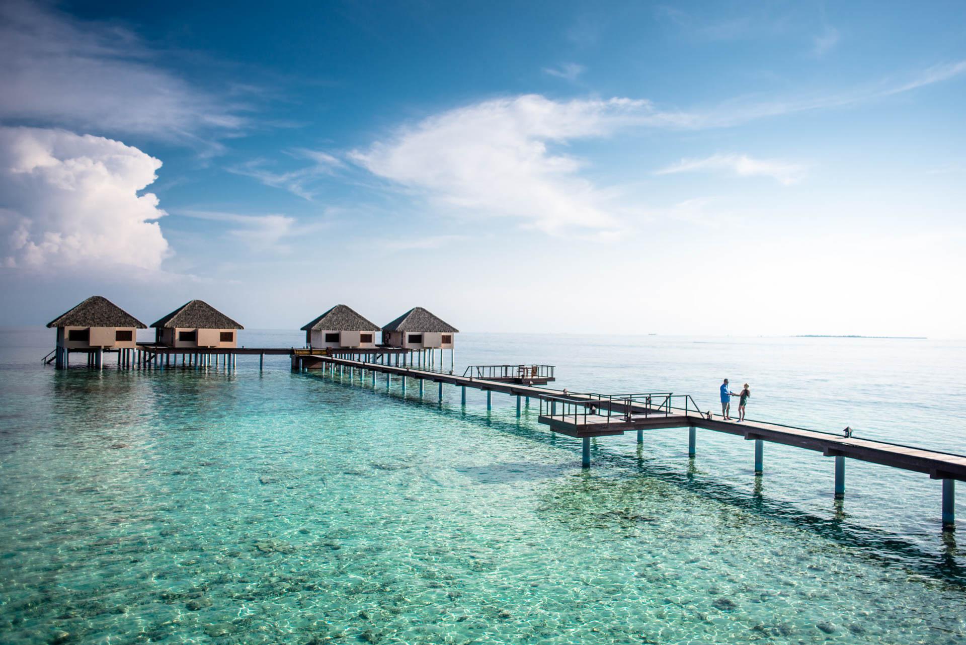Shaidha Anthony at Vadoo Island Maldives 11