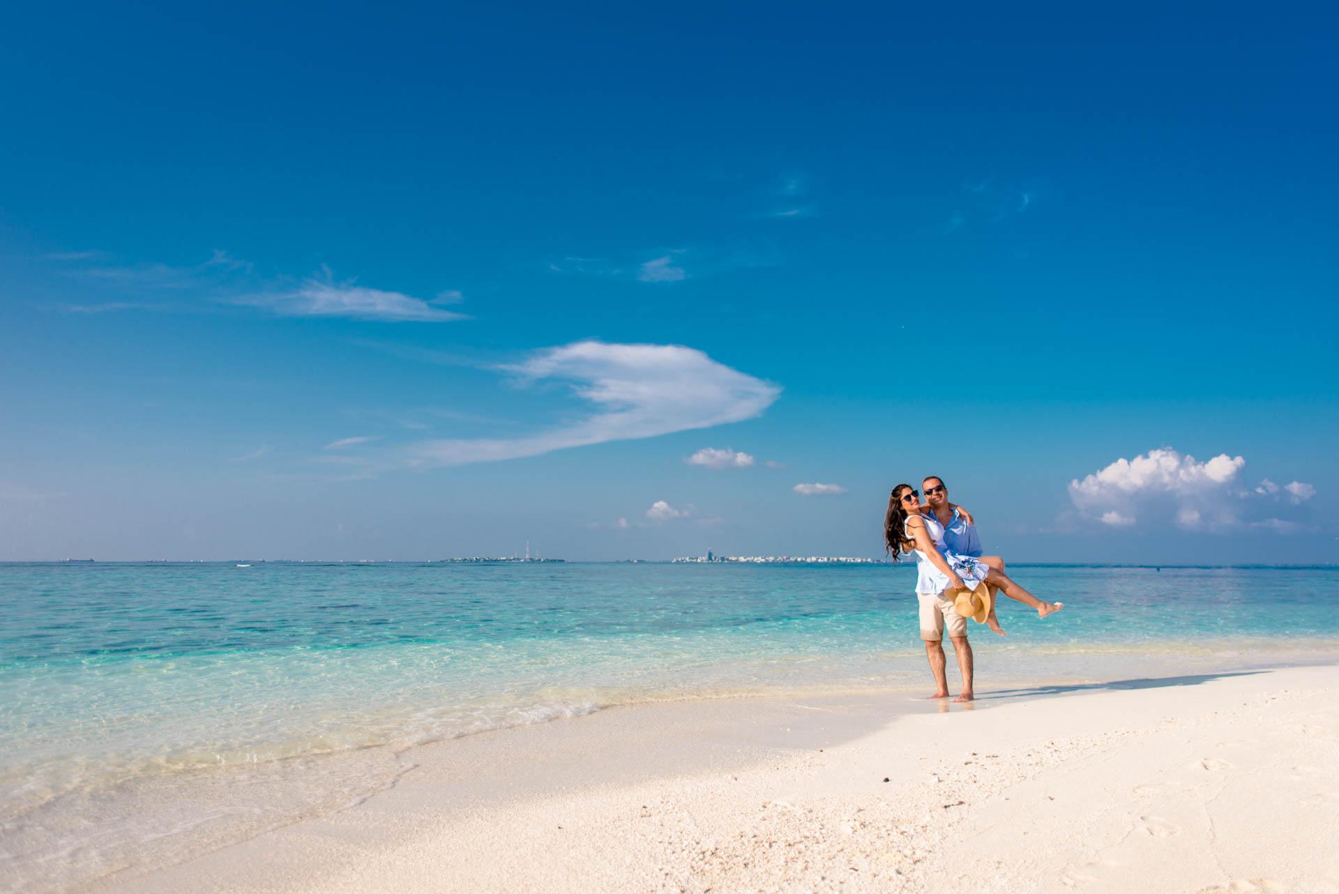 Shaidha Anthony at Vadoo Island Maldives 16