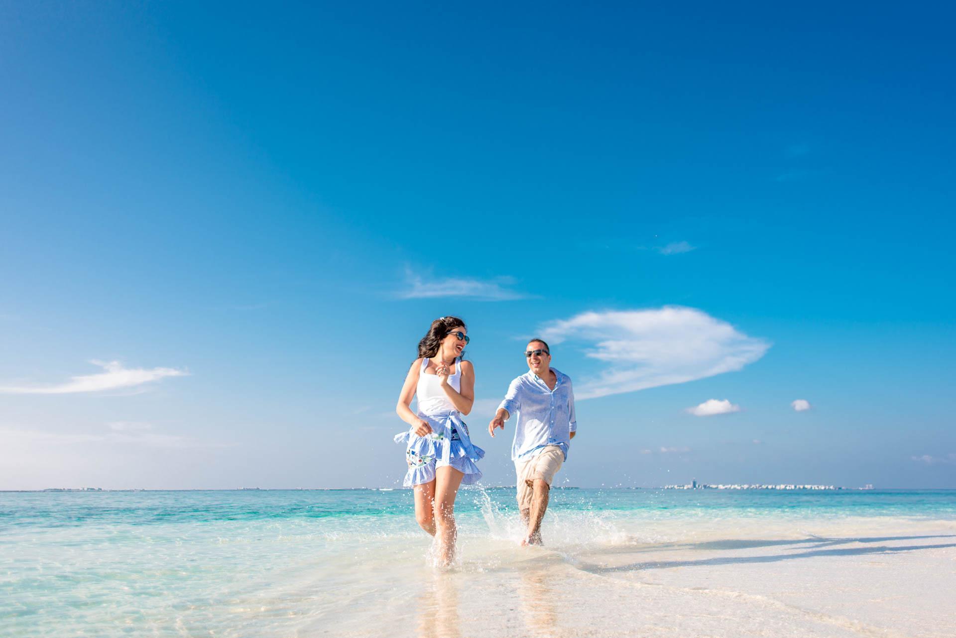 Shaidha Anthony at Vadoo Island Maldives 18