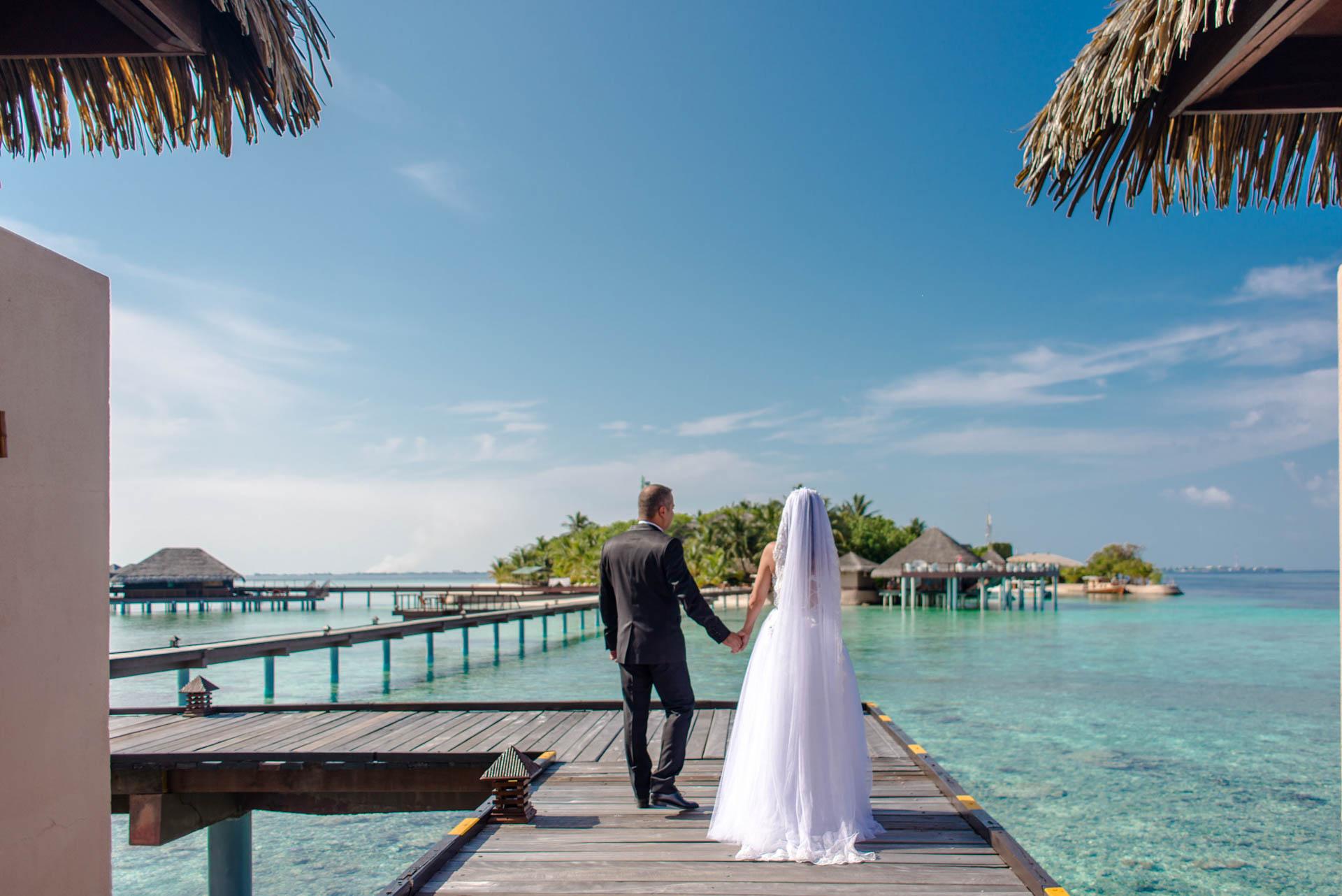 Shaidha Anthony at Vadoo Island Maldives 5