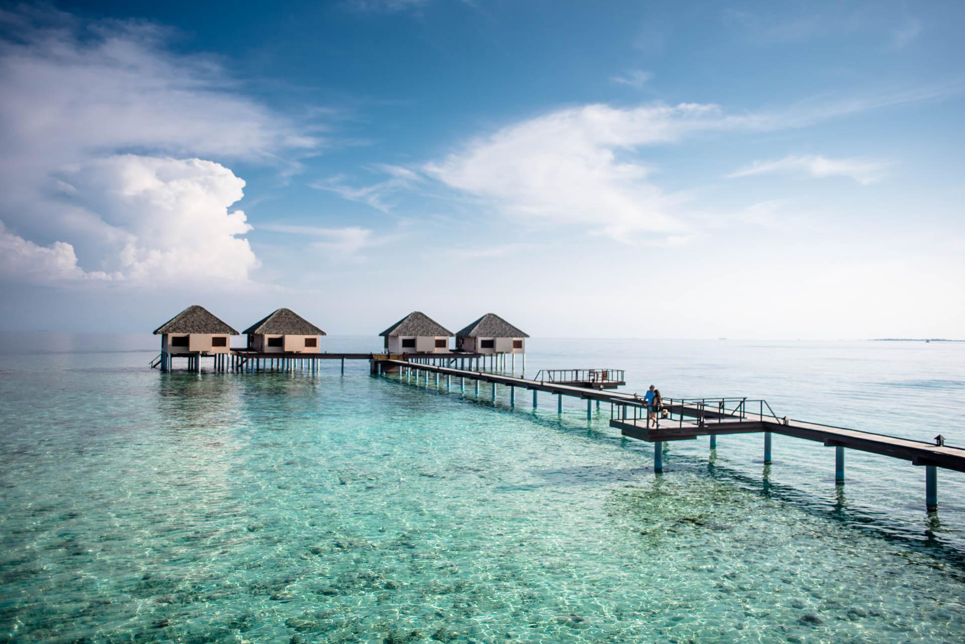 Shaidha Anthony at Vadoo Island Maldives 9