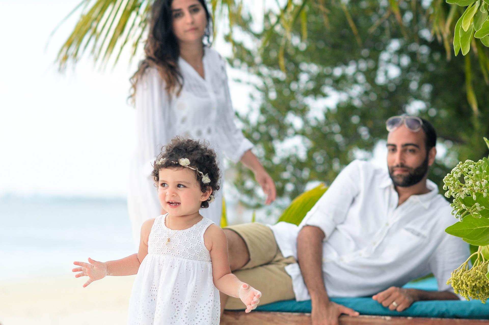 Talal Kenza and Soniya Family Session at Canareef Maldives 16