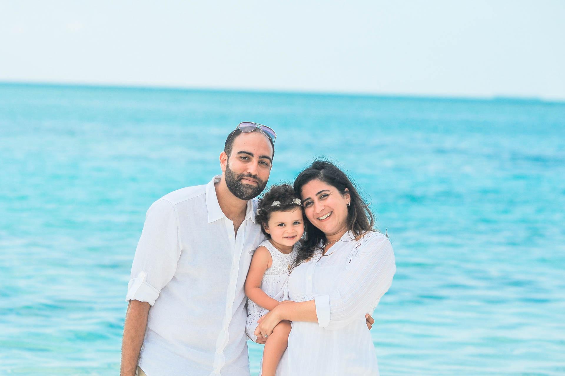 Talal Kenza and Soniya Family Session at Canareef Maldives 18