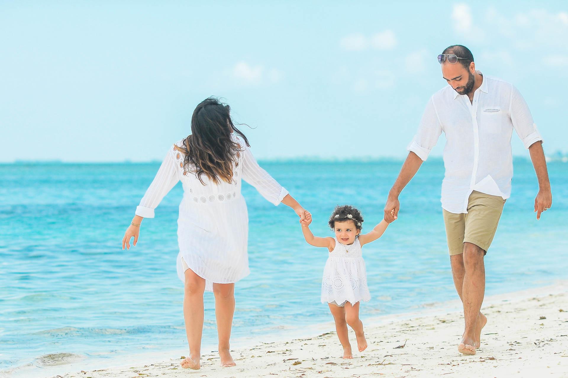 Talal Kenza and Soniya Family Session at Canareef Maldives 20