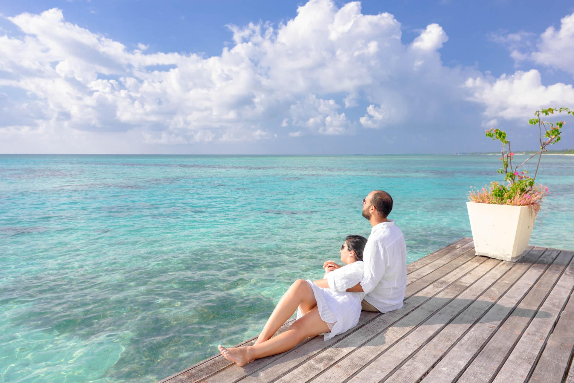 Talal Kenza and Soniya Family Session at Canareef Maldives 3