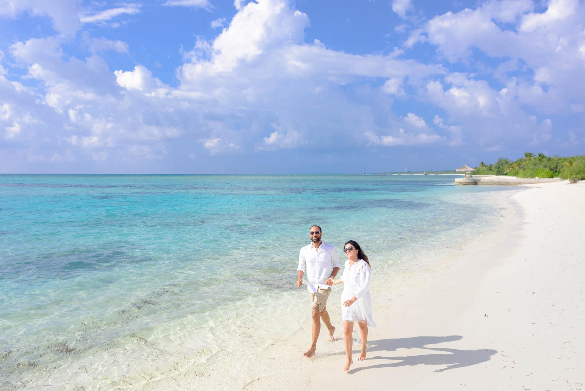 Talal Kenza and Soniya Family Session at Canareef Maldives 4