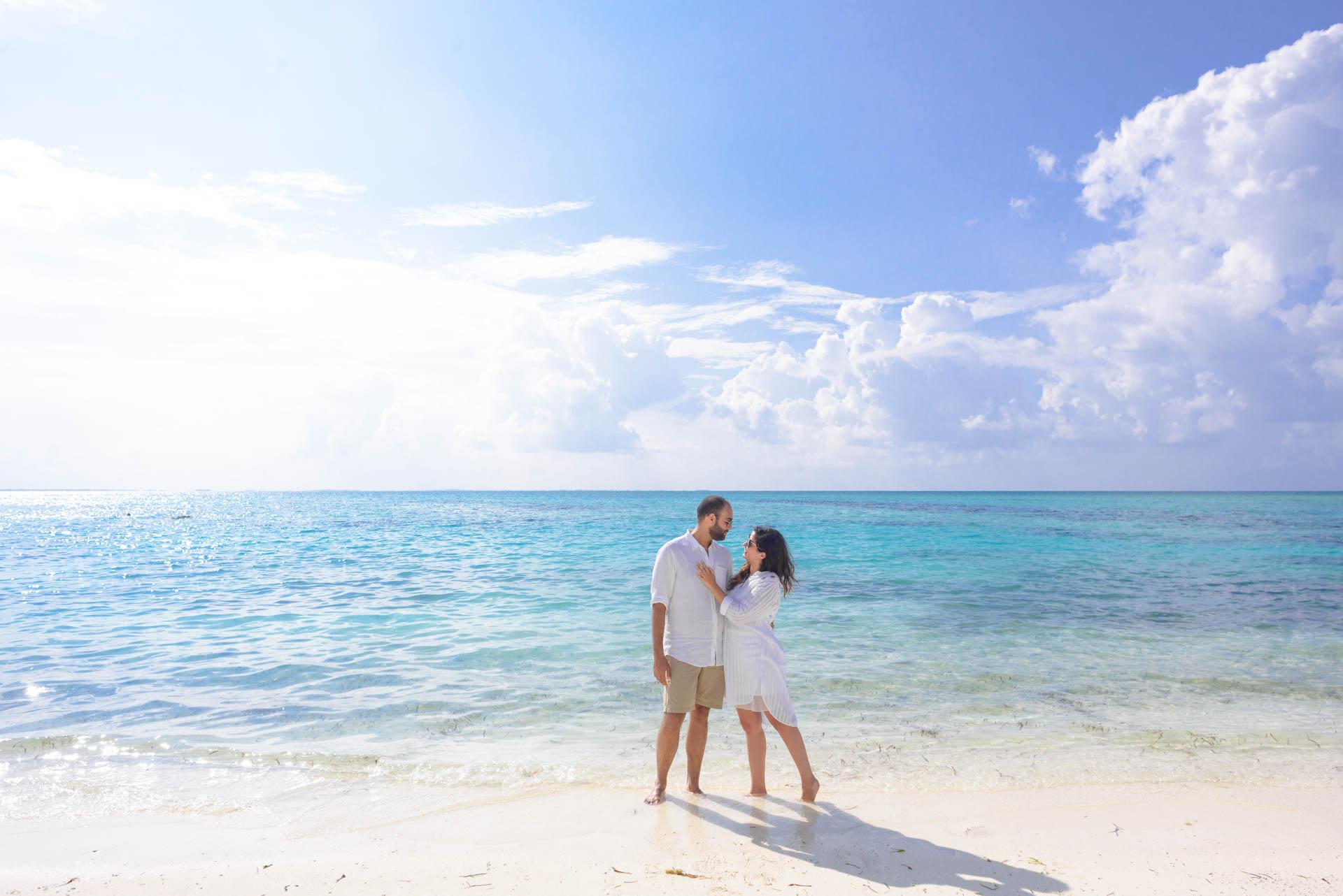 Talal Kenza and Soniya Family Session at Canareef Maldives 6