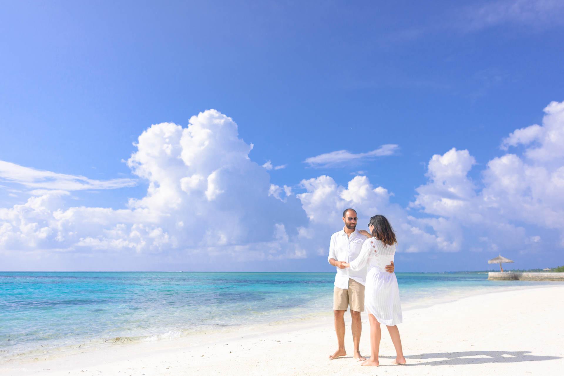 Talal Kenza and Soniya Family Session at Canareef Maldives 9