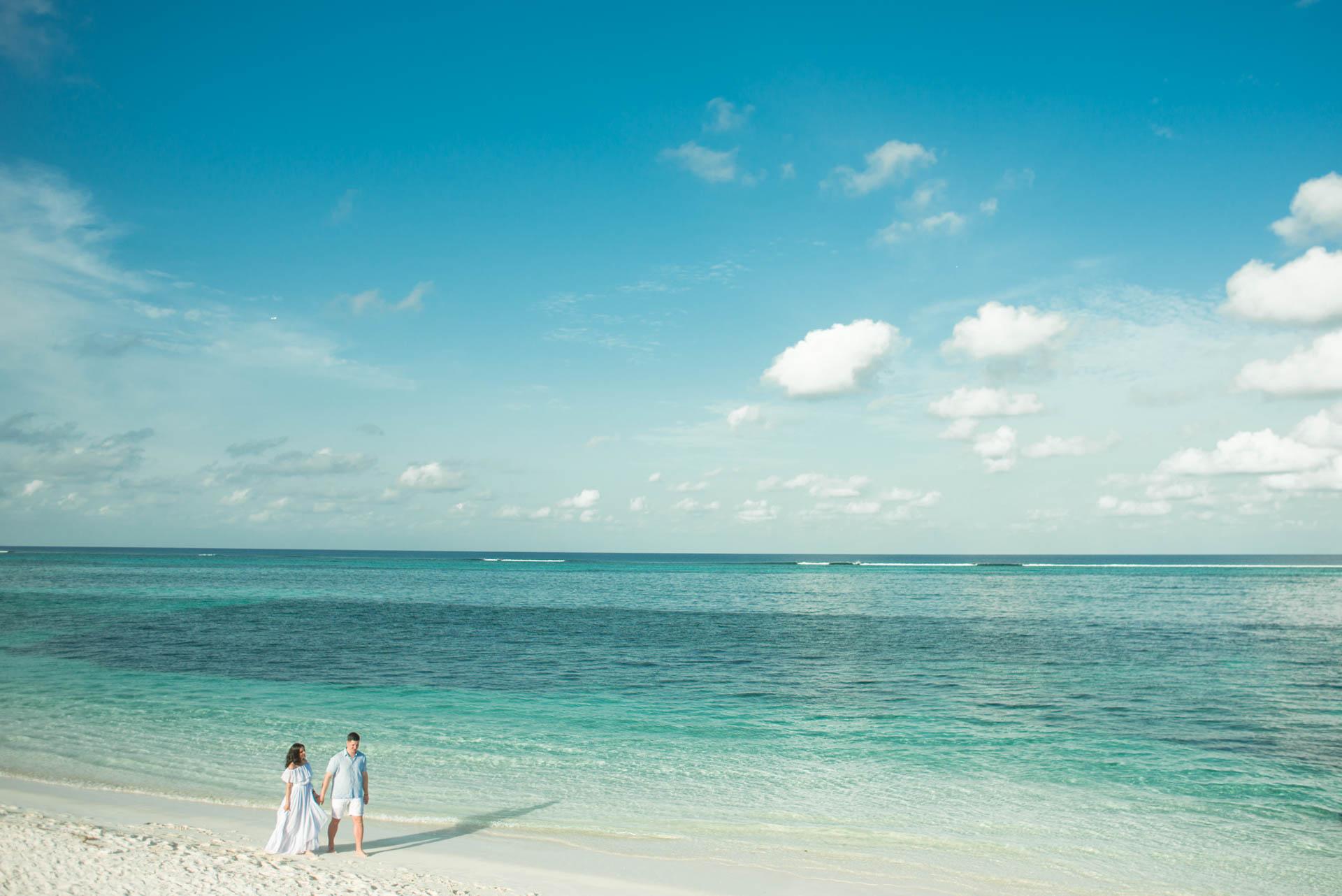 Xana and Stacey Honeymoon at Maafushi Island in Maldives 10