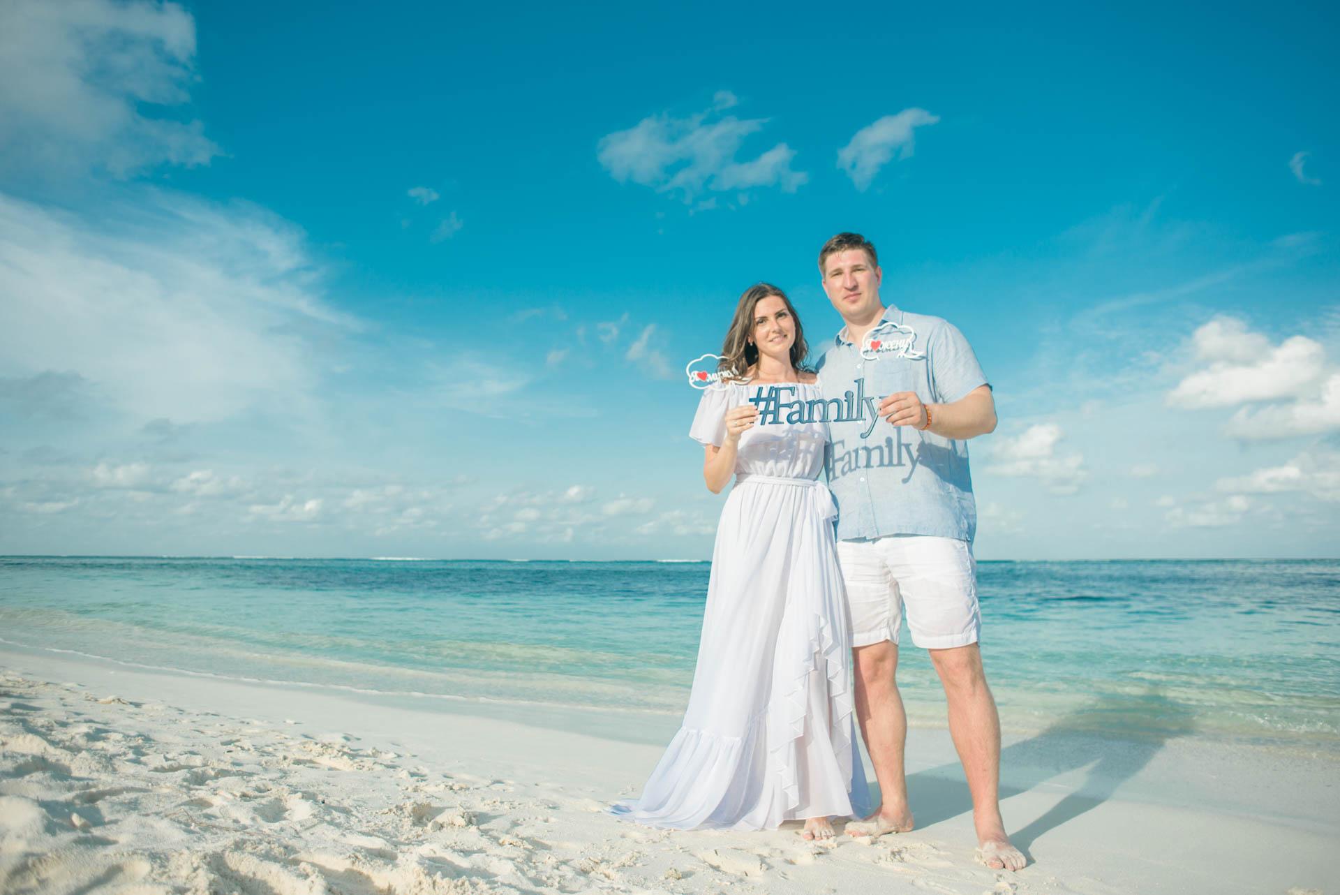 Xana and Stacey Honeymoon at Maafushi Island in Maldives 11