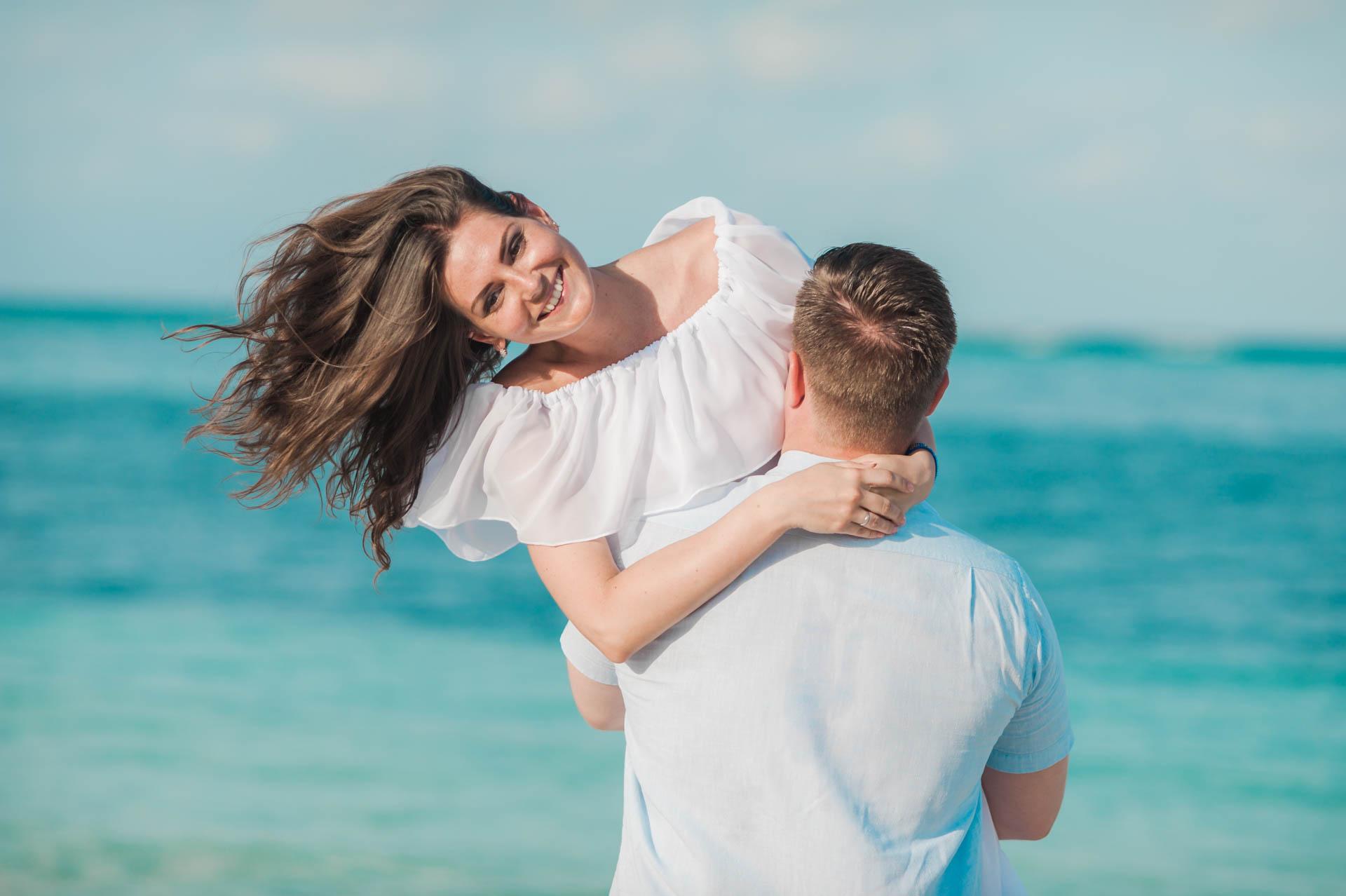 Xana and Stacey Honeymoon at Maafushi Island in Maldives 12