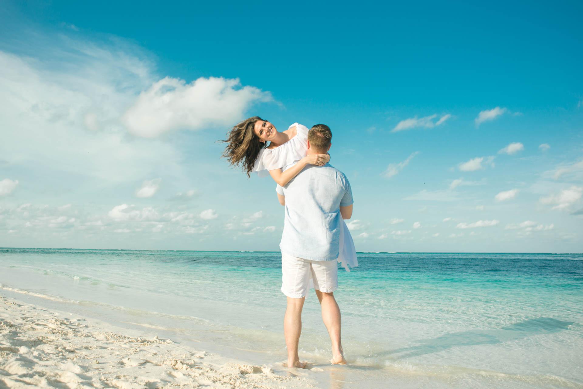 Xana and Stacey Honeymoon at Maafushi Island in Maldives 16
