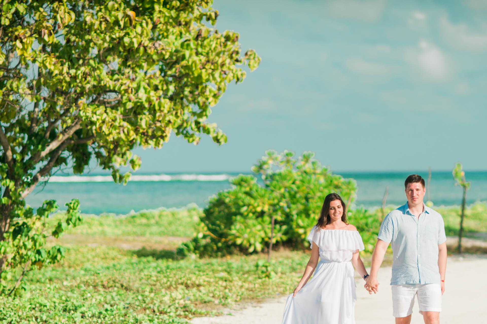 Xana and Stacey Honeymoon at Maafushi Island in Maldives 5